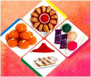 Make Your Holi Memorable With Amazing Holi Gifts | 1800GP