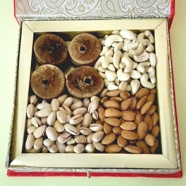 Send Diwali Dryfruits & Sweets Online