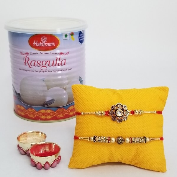 Share love and gratitude on this Rakhi by sending gifts Online