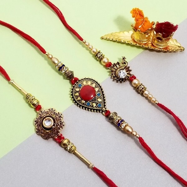 Buy Unique Rakhi Online for Your Brother in this RakshaBandhan 2020
