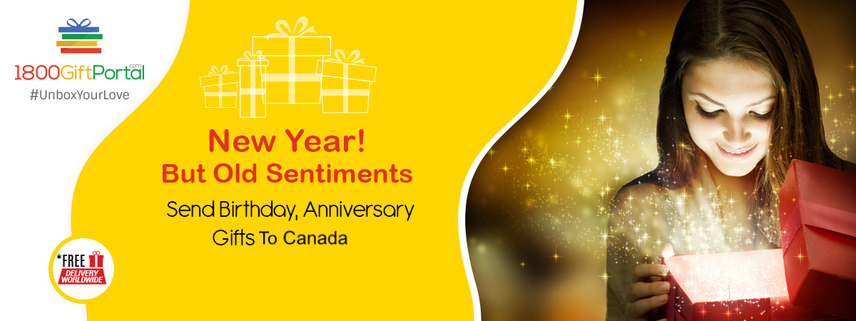 Send Gifts To Canada
