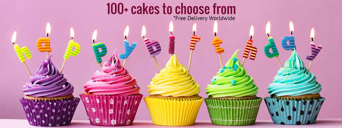 Send Birthday Cakes Online