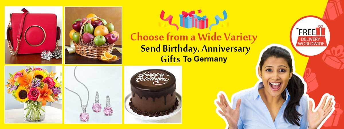Send Gifts to Germany Online