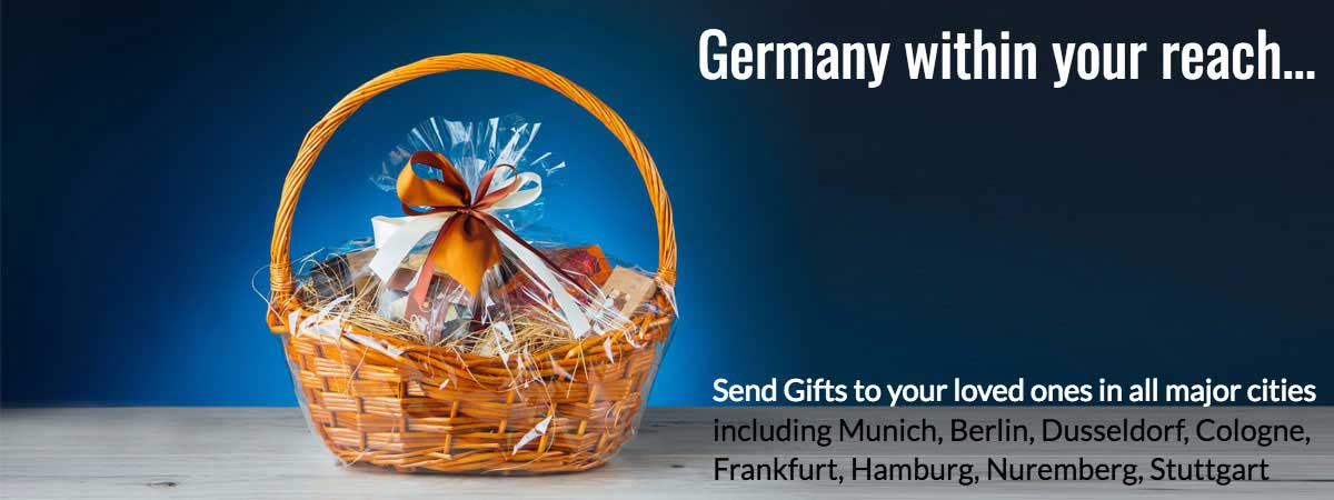 Send gifts to germany online gifts delivery germany 1800giftportal negle Images