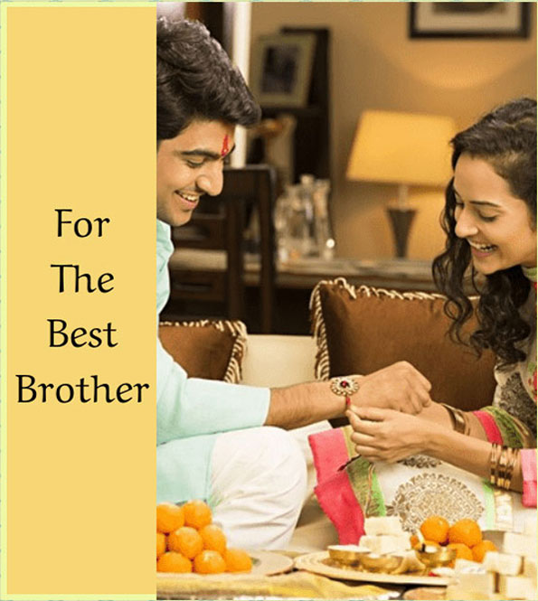 Send Rakhi for Brother to GERMANY