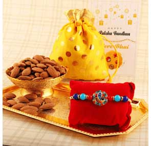Send Rakhi with Dry Fruits to GERMANY