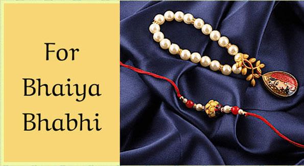 Send Rakhi for Bhaiya Bhabhi to AUSTRALIA