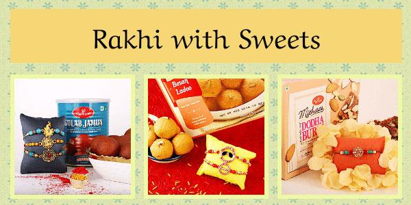Send Rakhi & Sweets to AUSTRALIA
