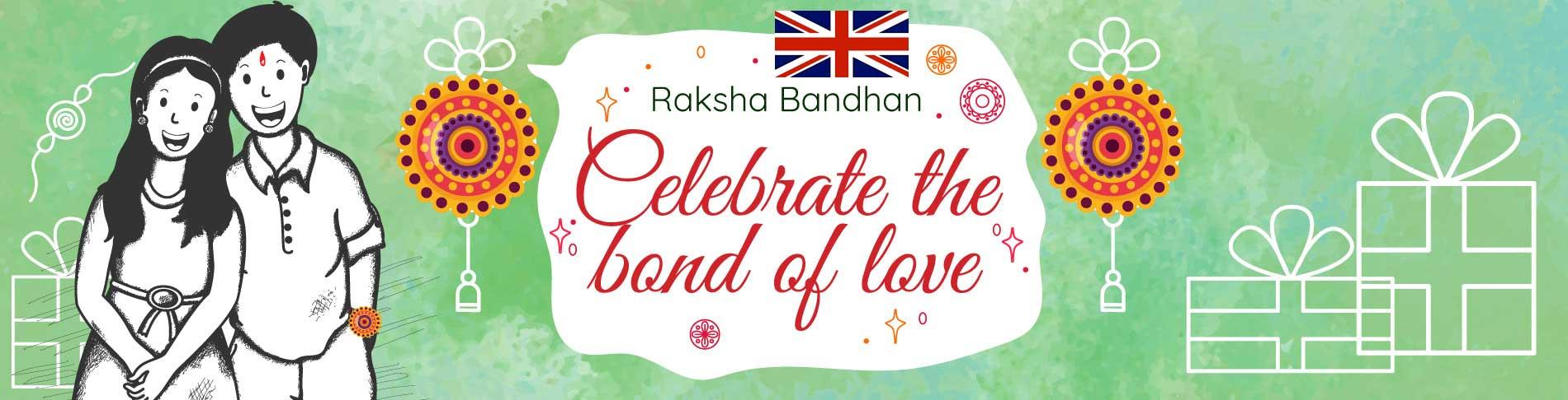Send Rakhi Gifts 2021 UK