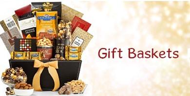 Send Gift Baskets Online